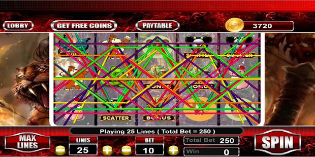 Best Free Spins Slot Games - náhled