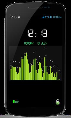 Voice Screen Lock - screenshot