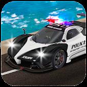 Police Car Vs City Racing