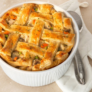 The Ultimate Chicken Pot Pie Recipe