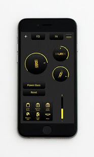 Bass Booster and EQ Power - náhled