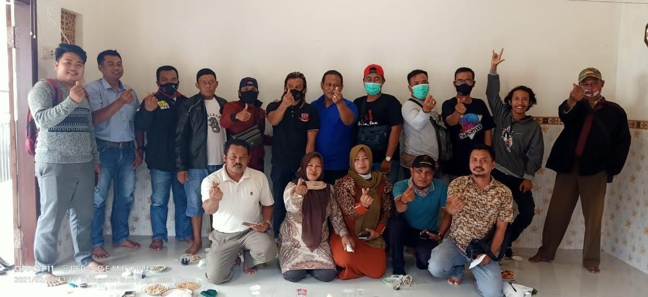 Group Sumekar Bersatu : Adakan Silahturahmi Saling Menguatkan Kendati Berbagai Elemen