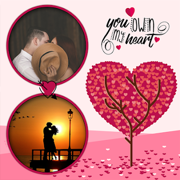 Download Love Heart Frame APK latest version app for android devices