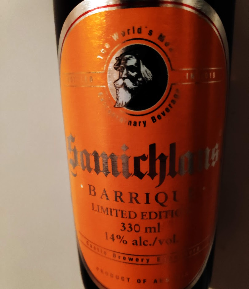 Samichlaus Classic Barrique