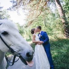 Wedding photographer Yuriy Kuzmin (Kuzmin). Photo of 17.10.2016