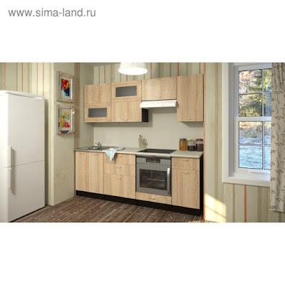 Кухонный гарнитур Симона компакт 2200