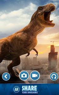 Jurassic World Alive MOD APK (Unlimited Battery, VIP Enabled) for Android 1