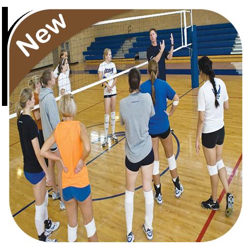 Volleyball Training Aplikasi Di Google Play