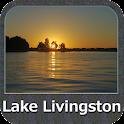 Lake Livingston Texas GPS Map icon