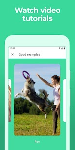 Dog Training App with Clicker by Dogo Screenshot