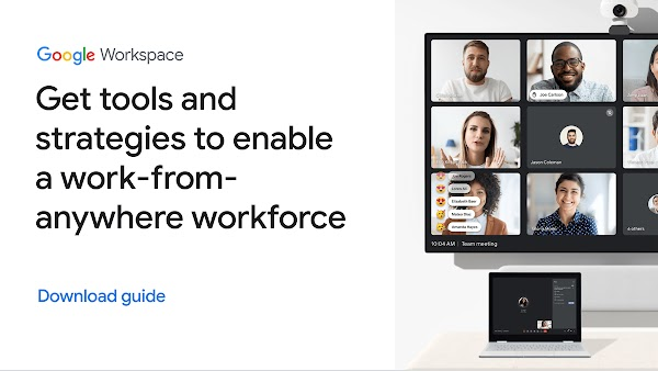 Is your team ready to collaborate from anywhere? Flexible work is here to stay. Find out if your team has the tools to maximize impact. Get the guide
