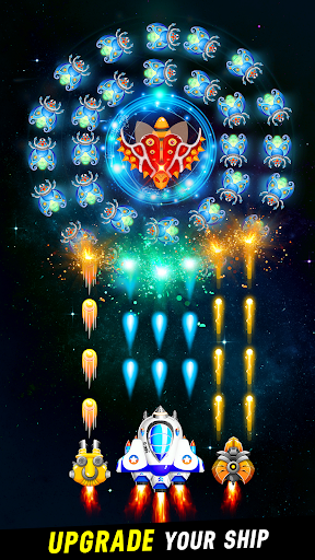 Space Shooter: Galaxy Attack 1.306 Cheat screenshots 3
