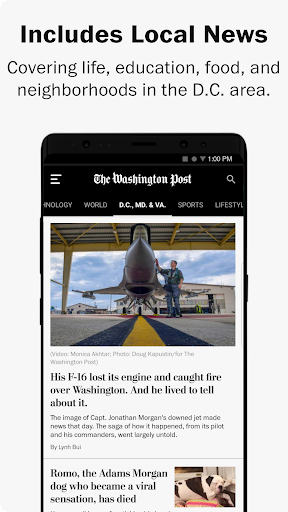 The Washington Post screenshot 5