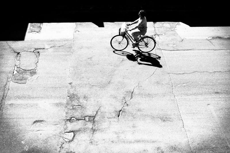 La bicicletta di monkeyc
