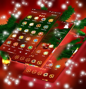 Christmas Tree Launcher Screenshot