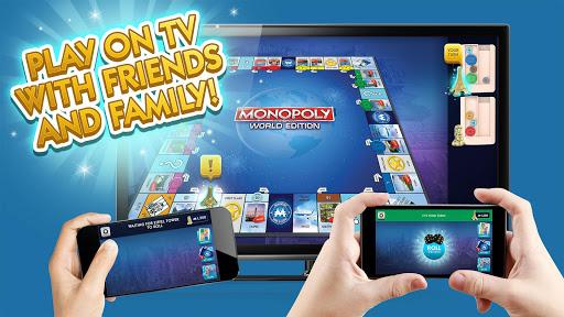 玩免費棋類遊戲APP|下載MONOPOLY HERE & NOW app不用錢|硬是要APP