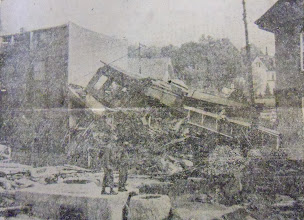Photo: This was a three-story building before the flood.