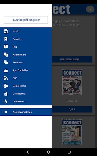 connect Magazin screenshot 14