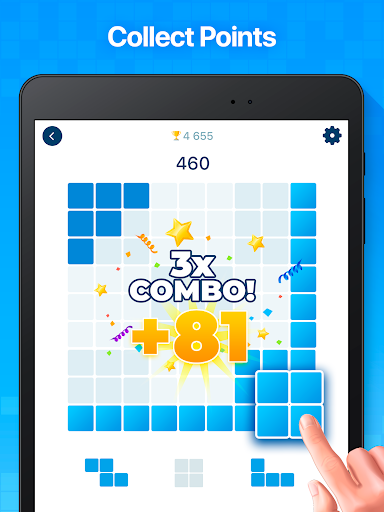 Combo Blocks - Classic Block Puzzle Game screenshots 8