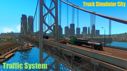 Truck Simulator City