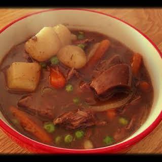 Easy Venison Stew.