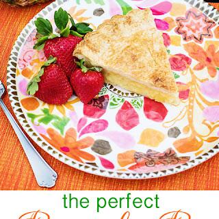 Tropical Pineapple Pie Recipe