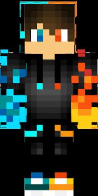 Roblox Minecraft Nova Skin - roblox guy skin