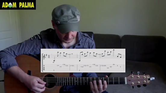 Adam Palma - Guitar Lessons- screenshot thumbnail