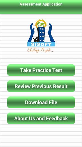 Assessment Practice Testing