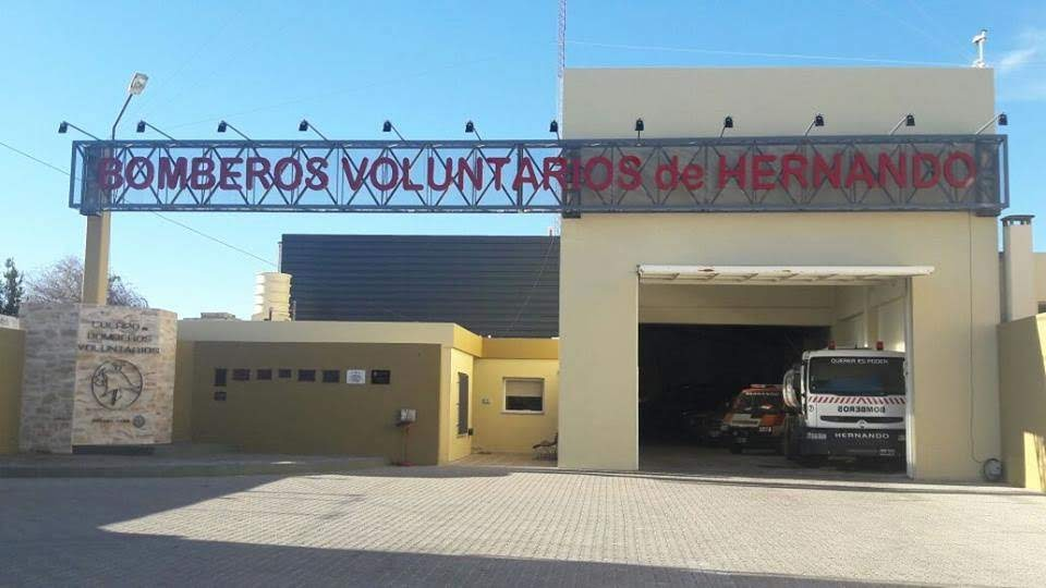 ASAMBLEA DE BOMBEROS VOLUNTARIOS HERNANDO