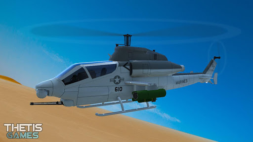 Helicopter Simulator SimCopter 2018 Free 1.0.3 screenshots 7