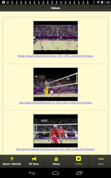 Beach Volleyballのおすすめ画像4
