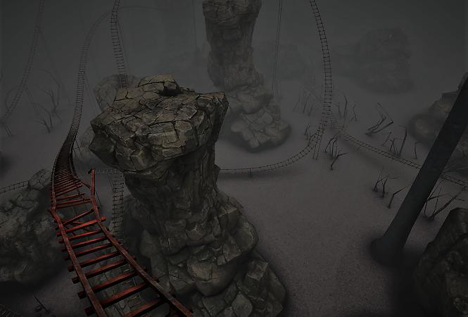Bloody Roller Coaster VR 2017 v1
