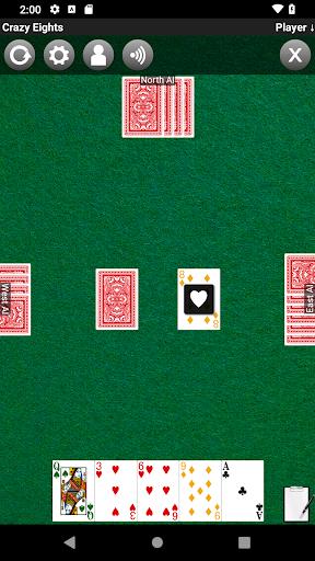Crazy Eights 1.34 screenshots 4