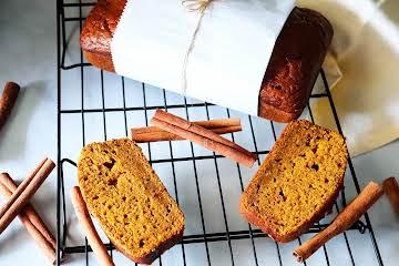 Amish Pumpkin Bread