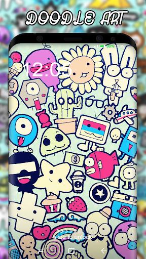 Doodle Art Wallpaper ss2