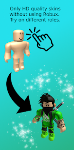 Skins for Roblox without Robux 5