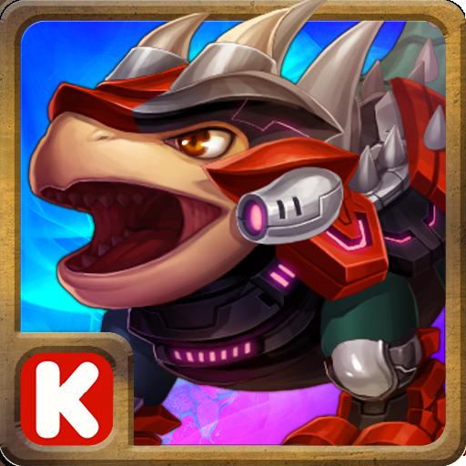 ダイノボット: アンキロサウルス恐竜ゲーム 休閒 App LOGO-硬是要APP