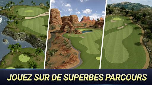 Code Triche Roi du Golf u2013 Tournu00e9e mondiale APK MOD screenshots 3