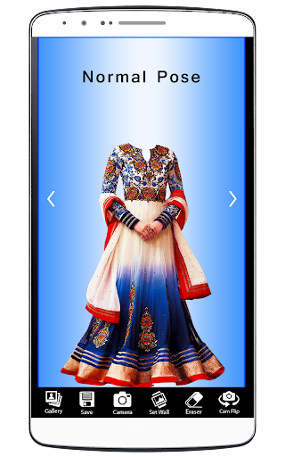 Anarkali Dress Suits For Women