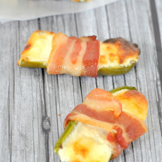 Bacon Wrapped Jalapeños