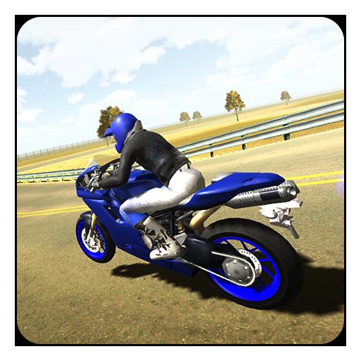 Fast Motorbike Driver 2017