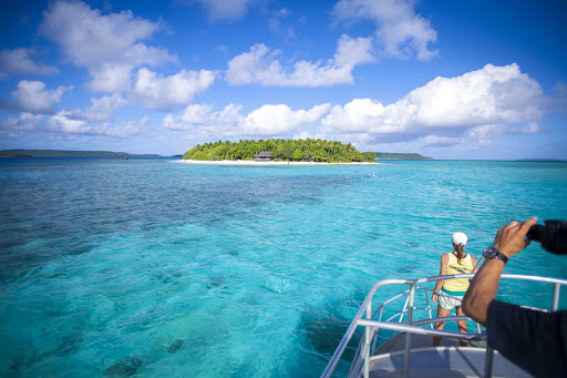 Tonga-island-approach.jpg - Book an excursion that allows you to explore the small out islands of Tonga.