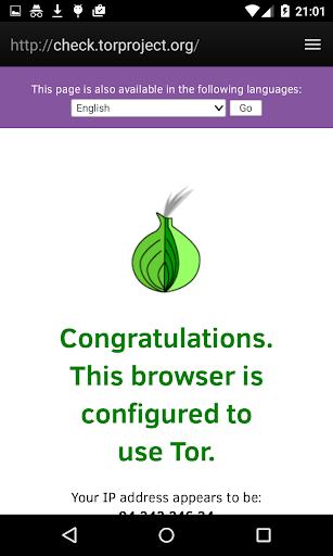 Fire.onion (Browser + Tor) 26 screenshots 6