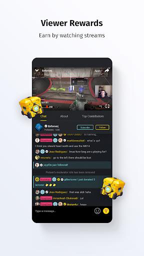 DLive u00b7 Live Stream Community 1.7.7 screenshots 1