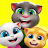 My Talking Tom Friends logo