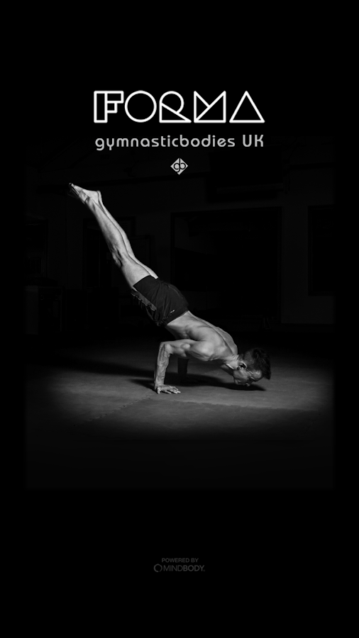 Forma - GymnasticBodies UK- screenshot