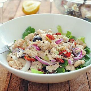 Tuscan Tuna and White Bean Salad.