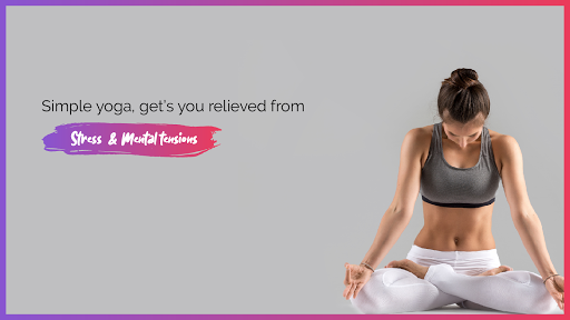 Daily Yoga & Stretching Exercises for Beginners screenshot 2