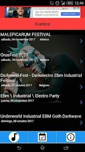 Ciberguia Musica Industrial - náhled